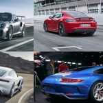 Все новые модели Porsche до 2021 года