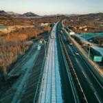 В Китае появится первая в мире «солнечная» автомагистраль