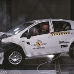 Fiat Punto получил худшую оценку в истории Euro NCAP