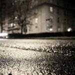 Как избежать аварии когда на дороге образуется черный лед