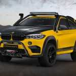 BMW X6 M превратили в 900-сильный экстремальный внедорожник