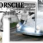 Удивительная история копии Porsche 365, сделанной вручную в Восточной Германии