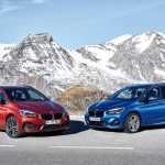 BMW представила обновленные компактвэны 2 серии Active Tourer и Gran Tourer