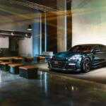 Ателье TechArt предложило комплект доработок для универсала Porsche Panamera Sport Turismo