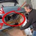 Вот что происходит с кузовом автомобиля, даже если вы о нем заботитесь