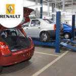 Сдаём в ремонт Renault профессиональному автосервису