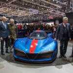 Pininfarina подтвердила серийный выпуск суперкара H2 Speed