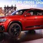 Нью-Йорк 2018: У кроссовера Volkswagen Atlas появился младший брат
