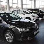 Спрос на новые легковые автомобили в марте снизился