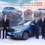 В Китае представили доступный кроссовер Škoda Kamiq