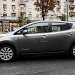Киевские власти хотят создать туристическую сеть проката электромобилей