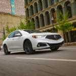 Acura TLX A-Spec доступна с 4-цилиндровым мотором