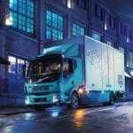 Volvo представила первый электрический грузовик — FL Electric