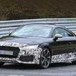 Cемейство Audi TT готовится к рестайлингу