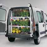 Как перевозят живые цветы?