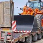 Услуги специалистов по транспортировке спецтехники