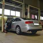Техобслуживание АКПП на Audi