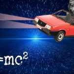 Будут ли светить фары автомобиля на скорости света