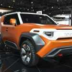 Когда Тойота выпустит новую модель кроссовера?