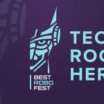 Макс Поляков и Noosphere провели BestRoboFest 2018 в Днепре
