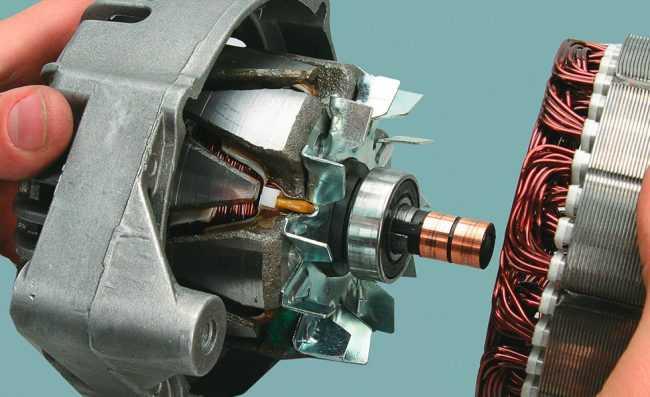 ремонт генератора автомобиля
