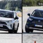 Новая Toyota RAV4, которая выходит на российский рынок, проваливает «лосиный» тест (видео)
