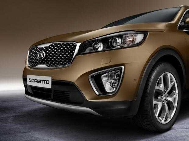 KIA объявила о начале продаж нового Sorento