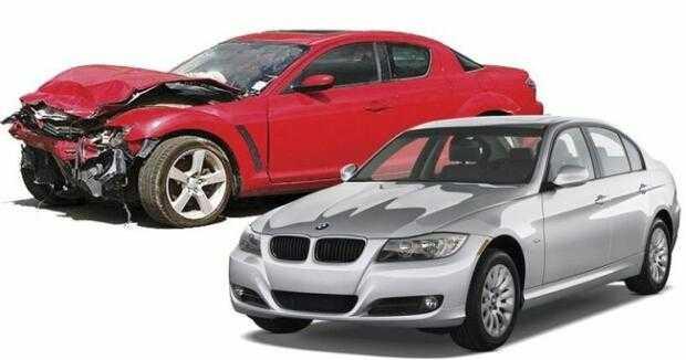 Автовыкуп битых машин