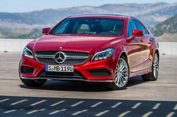 Модели Mercedes