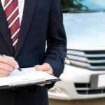 Как считается оценочная стоимость автомобиля?
