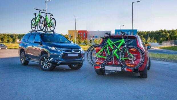 крепление для велосипедов на автомобиль