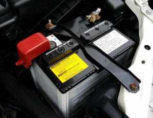 аккумулятор в машине
