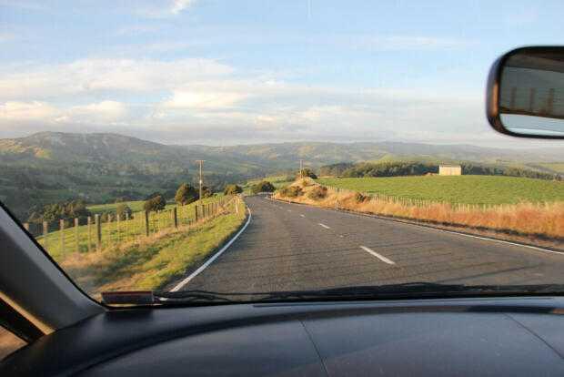 путешествие на авто с комфортом